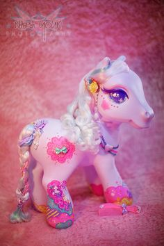 """""""Cotton Candy Skydancer"""" by Miss Kika by oONARAOo, via Flickr"""