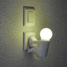 Led Man night light
