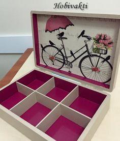 ♥♥ Hobi Vakti ♥♥: Bisikletli Kutu