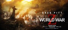 World War Z: Extra Large Movie Poster Image - Internet Movie Poster Awards Gallery