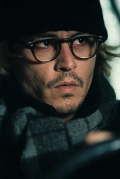 Johnny Depp in Secret Window 2004