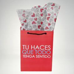 Bolsa para Regalo #photofolio #sanvalentin #amor #love #valentine