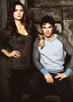 Serious and Stylish Nina Dobrev and Ian Somerhalder Pose for PENNSHOPPE (PHOTO) http://sulia.com/channel/vampire-diaries/f/4ce4ff8a-032c-404b-92a7-bb2ee27b21d4/?source=pin&action=share&btn=small&form_factor=desktop&sharer_id=54575851&is_sharer_author=true&pinner=54575851