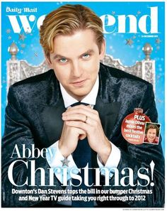 Find images and videos about downton abbey, dan stevens and matthew crawley on We Heart It - the app to get lost in what you love. Matthew Crawley, Gallery Magazine, Dan Stevens, Tale As Old As Time, Lady Mary, Your Turn, British Actors, Three Kids, Movies