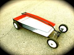 GIVE ME NOW!!  Custom Kids Wagon Hot Rod Wagon 3 Colour Choices by FreddyG, $450.00