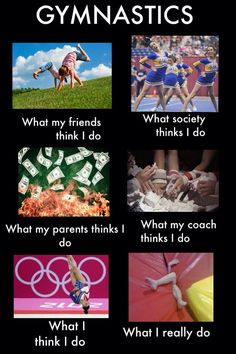 This is so true. this is so true more funny gymnastics quotes, inspirational gymnastics quotes, gymnastics videos, Funny Gymnastics Quotes, Inspirational Gymnastics Quotes, Gymnastics Videos, Gymnastics Workout, Gymnastics Pictures, Cheerleading Quotes, Gymnastics Things, Gymnastics For Kids, Cheerleading Tryouts