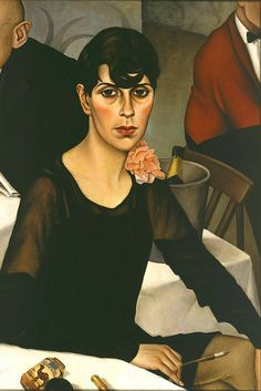 Christian Schad: Sonja (1928)