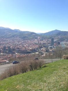 Vistas de Bilbao desde Artxanda #bilbao #botxo #artxanda