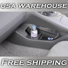 Toyota Pruis Cup Holder Tray Genuine JDM 2010-2013 PRIUS CARMATE + Free Gift!