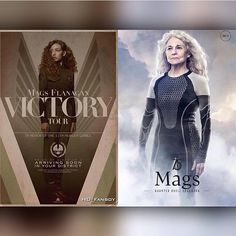 District 4 Mags She lived long enough to see every Hunger Games
