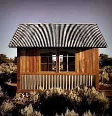 Resultado de imagen para corrugated metal garden shed