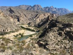 The Rio Grande River off the Marufo Vega trail at Big Bend National Park [4032x3024] Taken on my latest trip to the park back in February