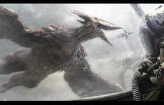 Legendary Rodan Concept (Amazing Art Piece) | Godzilla Fan Works