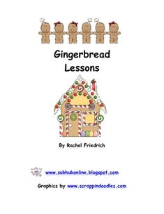 This is a free download of a 1-2 week unit based on gingerbread man stories. It is focused on grades 2-4, but could be easily modified up or down. ...