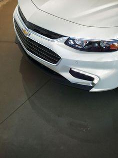 The newly designed 2016 Chevy Malibu.