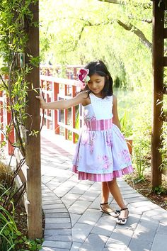 New Release: Loralie PDF  Pattern. Perfect for spring & summer.