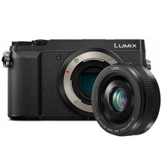 Panasonic GX85 Mirrorless Micro 43 Body wLumix G 20mm f17 II Lens >>> Details can be found by clicking on the image.