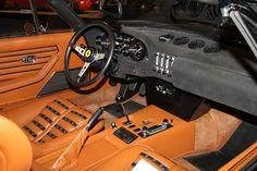 1970 Ferrari 365 GTB/4 Daytona Spider Gallery | Gallery | SuperCars.net Lamborghini, Ferrari, Luxury Cars, Luxury Auto, Fifth Gear, Miami Vice, Weird Cars, Stitching Leather, Koenigsegg