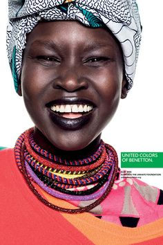 Inspiration overload from the newest Benetton campaign!