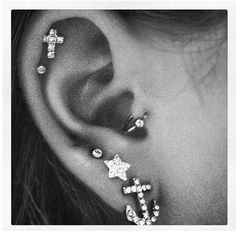 I legit want my ears to look like this!! -DJ <3
