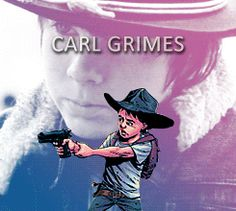 Chandler Riggs I Carl Grimes