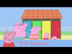 1000 images about peppa pig on pinterest peppa pig watches and swimming tips for Peppa pig swimming pool english full episode