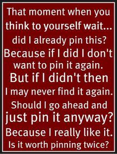go ahead ... pin it again!!!