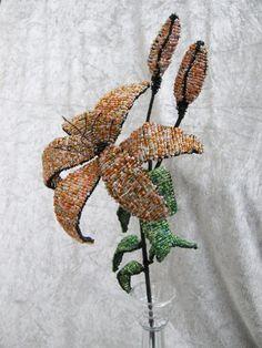 Lilja   Design by ecirtaeb's konstigheter