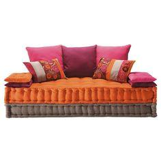 Cómo hacer un colchón capitoné para un sofá o una banca: Otros tipos de capitoné o colchonetas en las que inspirarte