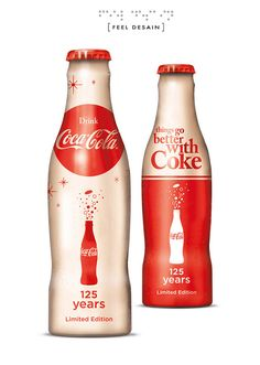 Coca-Cola Anniversary Aluminum Bottle Set 2011 Italy This fl oz bottles of Coke was distributed on Feb 2011 at th. Coca Cola Decor, Coca Cola Can, Always Coca Cola, World Of Coca Cola, Coca Cola Bottles, Pepsi, Coke Cans, Coca Cola Vintage, Brand Packaging