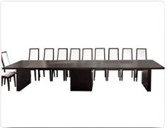 Best Modern Dining Rooms Images On Pinterest Diners Dining - Conference table with leaves