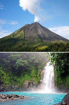 $664 -- Costa Rica 3-City Escape incl. Airfare from L.A.