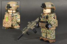 US MILITARY Soldier Military Soldier, Military Figures, Lego Bed, Gta 5, Lego Soldiers, Micro Lego, Lego People, Lego Minifigs, Lego Room