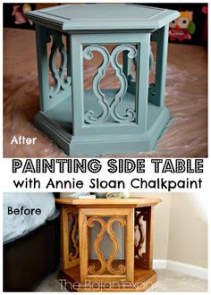 The Bajan Texan: Painting furniture with Annie Sloan Paint