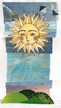 risveglio_ Tarocchi, Il Sole  2011