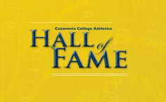 Cazenovia College welcomes the class of 2015 into the athletics Hall of Fame at the 9th annual Blue and Gold Dinner. Congratulations to Aaron Vaber '02, Brian Krux '03 and Jessica Custer McNabney '05.