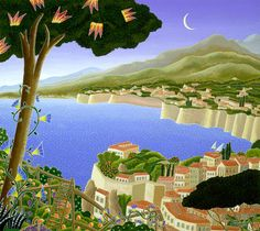 Sorrento | Thomas McKnight Gallery, the Official Website