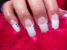 QUALITY GUARANTY FOR 3 WEEKS GEL NAILS WITH FRENCH MANICURE £15  Picture 5