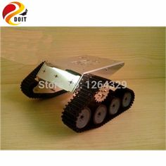 Official DOIT Tank Car Chassis Crawler Intelligent DIY Robot Electronic Toy Development Kit Tractor Toy