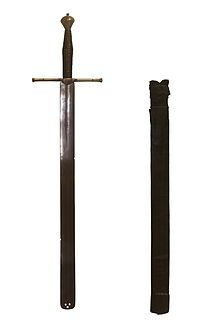 Executioner's sword - Wikipedia, the free encyclopedia