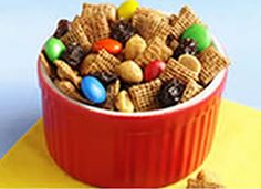 Buttery Trail Mix from Chex.com