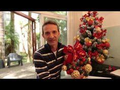 Árvore e Guirlanda de Natal com Patchwork | Enfeite de Natal