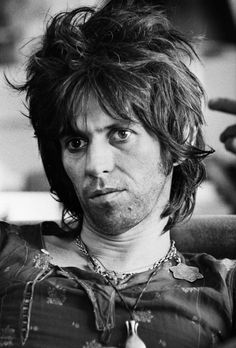 Keith Richards from The Rolling Stones posed at the Hilton Hotel in Brussels, Belgium on May 6, 1976. (Photo by Gijsbert Hanekroot/Redferns) Photo: Gijsbert Hanekroot, Getty Images / 1976 / Gijsbert Hanekroot