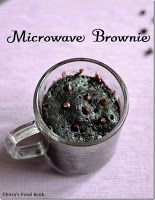 Microwave eggless brownie in a mug- the perfect amount for 2 serves. Uncook just a little bit for a lava cake-like experience :-) Easy Eggless Brownie Recipe, Brownie Recipes, Cookie Recipes, Microwave Brownie, Microwave Recipes, Easy Desserts, Dessert Recipes, Brownie In A Mug, Sweet Spice