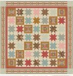 Amelia Quilt - free to use design using Jo Morton's new collection