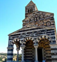 Visita alla Trinità di Saccargia Sardegna