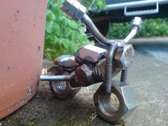 Welding Art Nuts And Bolts | Top Pictures Gallery Online