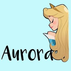 """Make it blue! """"Very busy with @ctnanimexpo and work, so these are perfect to do as a cooldown. I give you #aurora #Disney #doodle #drawing #girlsinanimation…"""""""