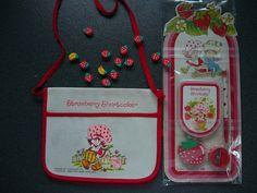 Strawberry Shortcake purse