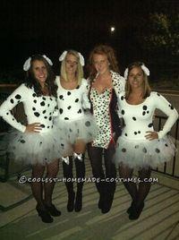 101 Dalmations Costume